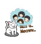 Happy Family(ENG)(個別スタンプ:40)