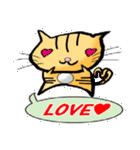 ネコの喜怒哀楽(個別スタンプ:2)