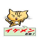 ネコの喜怒哀楽(個別スタンプ:13)
