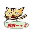 ネコの喜怒哀楽(個別スタンプ:14)