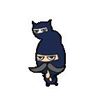 ヒゲおじさんと猫 その3(個別スタンプ:30)