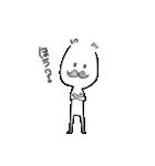 おひげのLAP2(個別スタンプ:01)