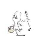 おひげのLAP2(個別スタンプ:07)