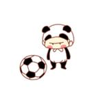 ぽてちびちゃん(パンダ)(個別スタンプ:25)
