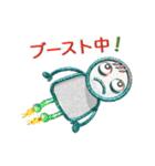 パイプ人間(うざさ65%)(個別スタンプ:40)