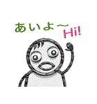 パイプ人間(うざ返し用)(個別スタンプ:01)