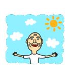 夏つるぴかじいさん(個別スタンプ:13)