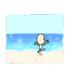 夏つるぴかじいさん(個別スタンプ:39)