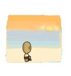 夏つるぴかじいさん(個別スタンプ:40)