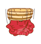 ネコパンダひよこトマト4(個別スタンプ:04)