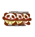 ネコパンダひよこトマト4(個別スタンプ:16)