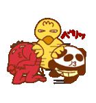 ネコパンダひよこトマト4(個別スタンプ:22)