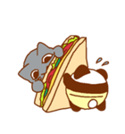 ネコパンダひよこトマト4(個別スタンプ:31)