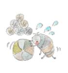 だんごむしのだんちゃん(個別スタンプ:9)