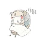 だんごむしのだんちゃん(個別スタンプ:14)