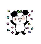 パンダのパンダちゃん 2 リバージョン(個別スタンプ:40)