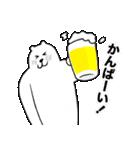 自由に生きるクマ〜夏〜(個別スタンプ:29)