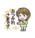 カジュアルなお母さん(個別スタンプ:05)