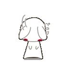 小生意気な白うさイレブンス(個別スタンプ:19)