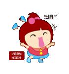 MY OK!ラディッシュ(個別スタンプ:05)