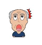 Grandma Grandpa(個別スタンプ:03)