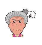 Grandma Grandpa(個別スタンプ:10)