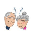 Grandma Grandpa(個別スタンプ:13)