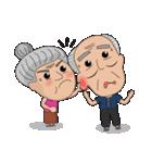 Grandma Grandpa(個別スタンプ:19)