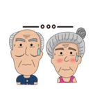 Grandma Grandpa(個別スタンプ:31)