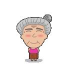 Grandma Grandpa(個別スタンプ:34)