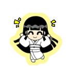幸福を呼ぶ座敷童子ちゃん(個別スタンプ:3)