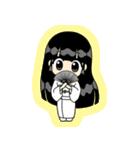 幸福を呼ぶ座敷童子ちゃん(個別スタンプ:05)