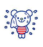 ☆マリンくま★第2弾(個別スタンプ:39)