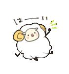 あいづち羊(個別スタンプ:2)