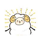 あいづち羊(個別スタンプ:10)