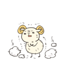 あいづち羊(個別スタンプ:22)