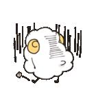 あいづち羊(個別スタンプ:24)