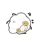 あいづち羊(個別スタンプ:34)