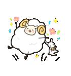 あいづち羊(個別スタンプ:39)