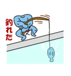 魚ッチョ(個別スタンプ:18)