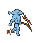 魚ッチョ(個別スタンプ:19)