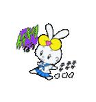 JKラビットぴょんちゃん(個別スタンプ:01)