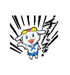 JKラビットぴょんちゃん(個別スタンプ:11)
