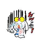JKラビットぴょんちゃん(個別スタンプ:15)