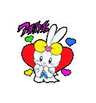 JKラビットぴょんちゃん(個別スタンプ:26)