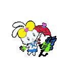 JKラビットぴょんちゃん(個別スタンプ:31)