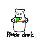 牛乳びんのびんちゃん(個別スタンプ:10)