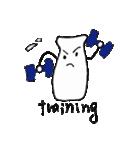 牛乳びんのびんちゃん(個別スタンプ:18)