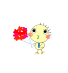サラリーマンぽっぽ(個別スタンプ:23)