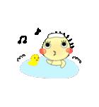 サラリーマンぽっぽ(個別スタンプ:32)